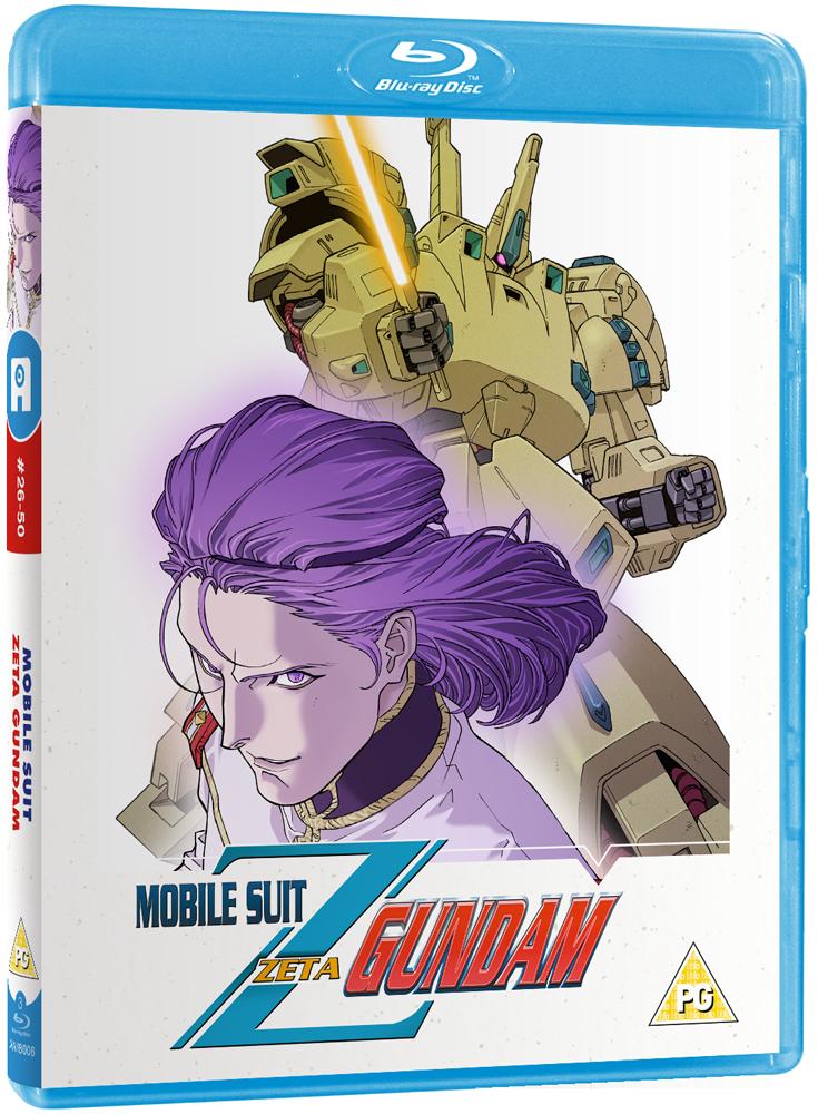 Mobile Suit Gundam édition Française blu-ray - visuel provisoire