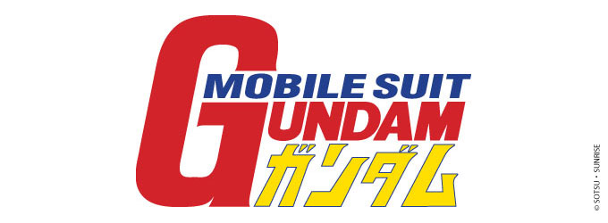 Mobile Suit Gundam de retour en France!